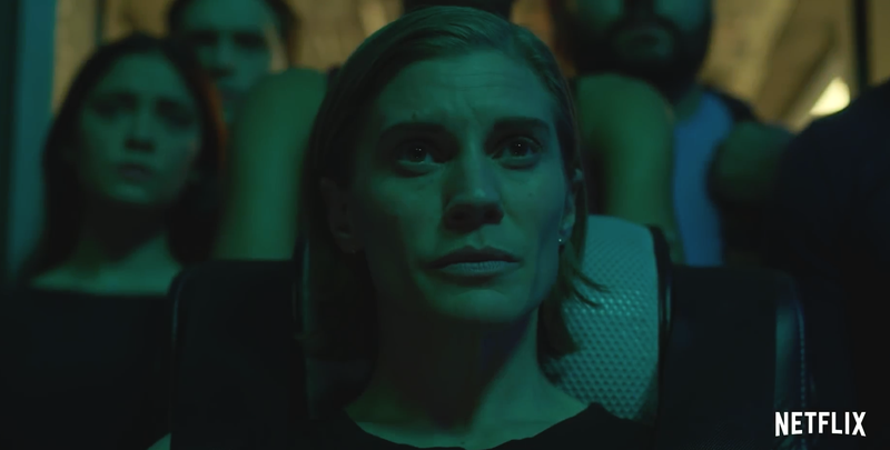 Full Trailer: Netflix Katee Sackhoff Sci-Fi Series Another Life