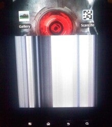 Illustration for article titled Some Droid X Screens Suffering From Display Defect