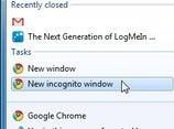 Illustration for article titled Google Chrome Updates, Adds Windows 7 Jumplists