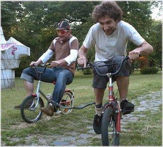 Illustration for article titled A kerékpárosok igen gyakran igénytelen, infantilis egyéniségek