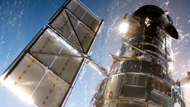 To Celebrate Hubble s 30th Anniversary, NASA s Sharing What it Snapped on Your Birthday