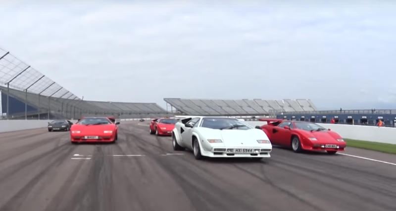 Lamborghini Countach Owners Go To Kit Car Shows Just To Mess With You