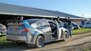 No Pit Pass Required: Spectating Stage Rally Isn't Really That Bad