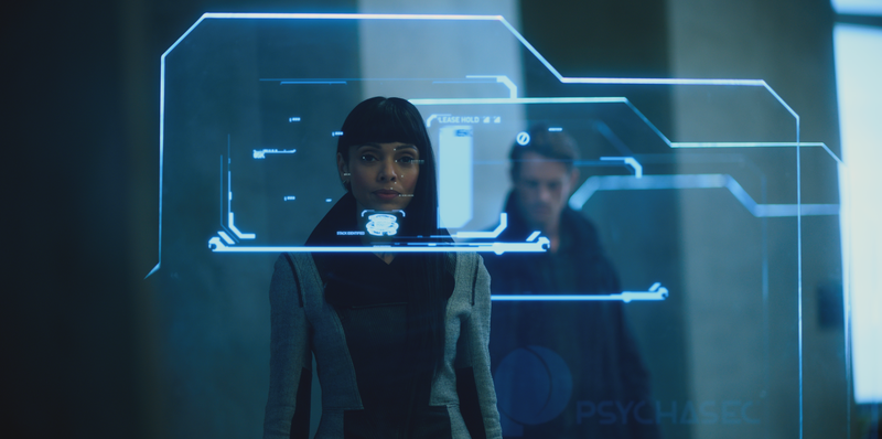 Tamara Taylor in Altered Carbon (Photo: Netflix)