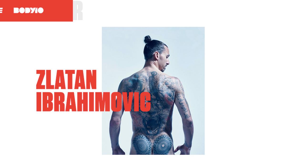I Can T Stop Staring At Zlatan Ibrahimovic S Ass Tattoos