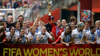Illustration for article titled Winning Women's Soccer Team Paid 40 Times Less Than Men Who Lose