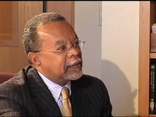 Henry Louis Gates Jr. at Cold Spring Laboratories in 2008.