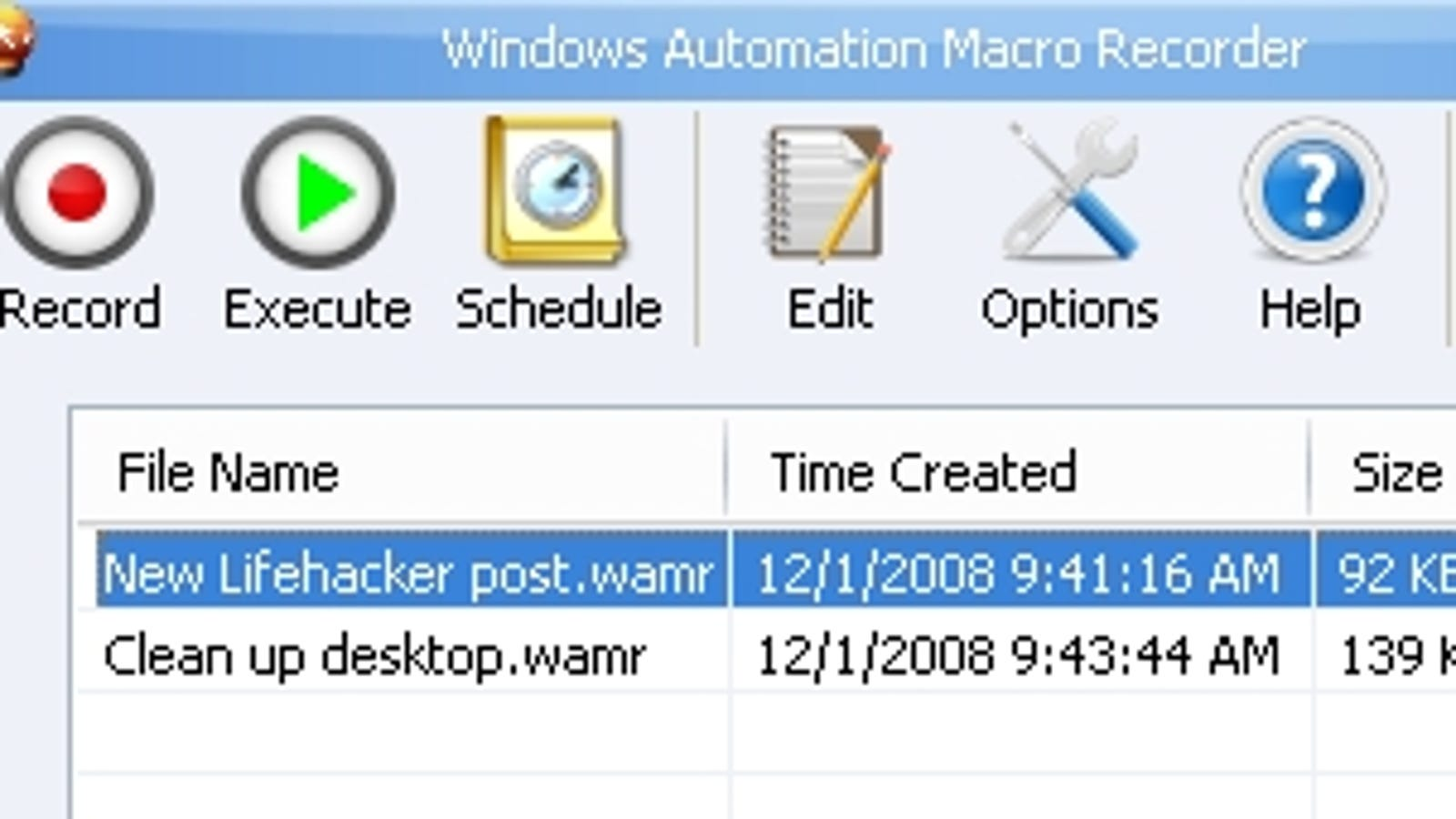 Windows Automation Macro Recorder Free Today Only