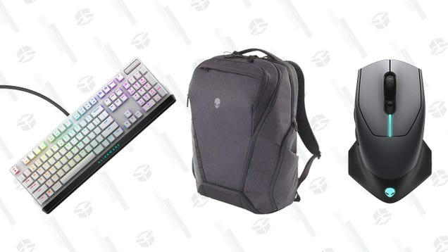 Snag up To 47% off Popular Alienware Peripherals and Accessories Right Now