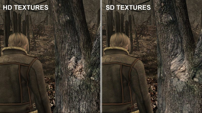 Illustration for article titled Resident Evil 4 PC Looks So Much Better In HD