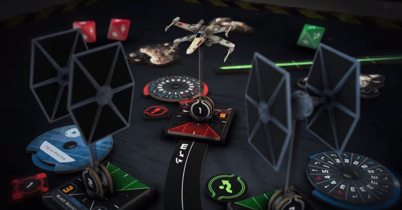 Illustration for article titled X-Wing Miniatures Game Gets A Reboot