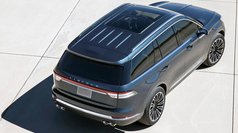 The 2019 Lincoln Aviator Has The Best Gimmick