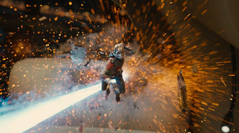 Ant-Man will return to the big screen in almost exactly one year. Image: Disney