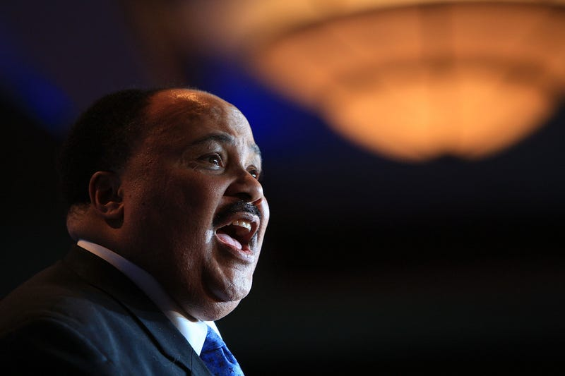 Martin Luther King III (David McNew/Getty Images)