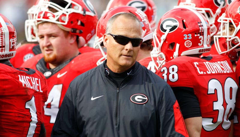 Illustration for article titled Report: Mark Richt Fired By Georgia
