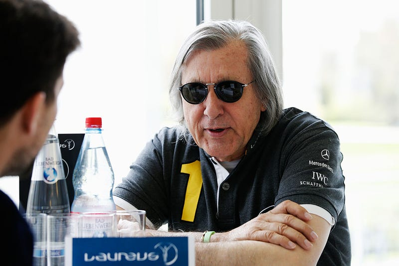 Ilie Nastase (Boris Streubel/Getty Images for Laureus)