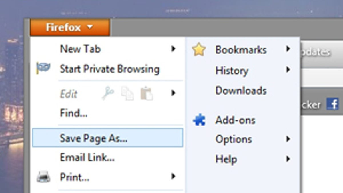 How to Save Web Pages for Offline Access Later