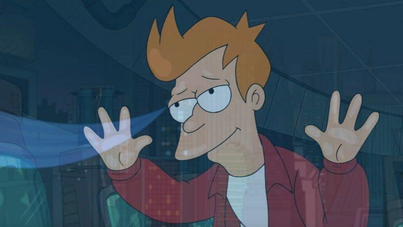 Illustration for article titled Futurama: Bender's Big Score