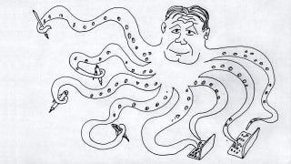 Illustration for article titled Így szerkeszt Orbán Viktor – élőben a Magyar Krónika alakuló üléséről