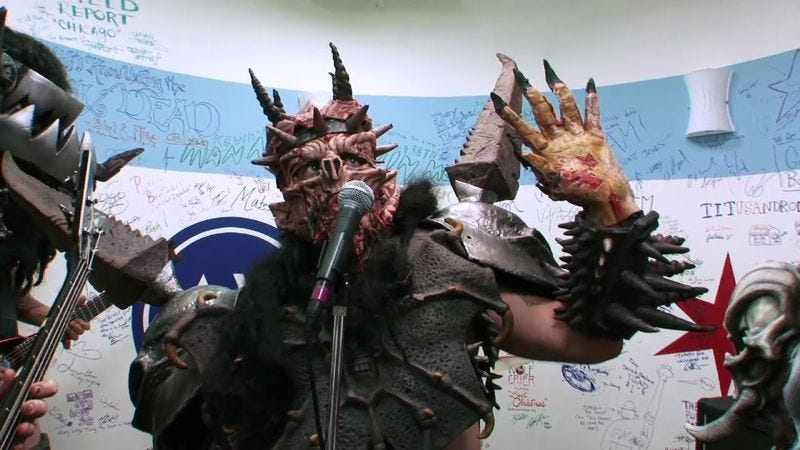 Illustration for article titled GWAR release touching video tribute, announce Dave Brockie Foundation