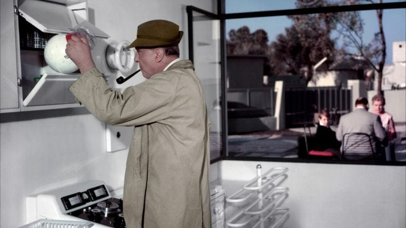 Illustration for article titled Jacques Tati returns as Monsieur Hulot in Mon Oncle