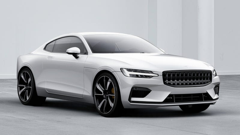 Ilration For Article Led The 600 Horse Polestar 1 Will Cost An Eye Watering 155 000