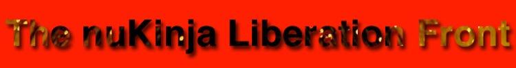 The nuKinja Liberation Front logo