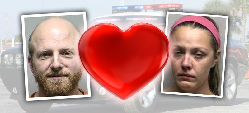 Illustration for article titled Couple Arrested For DUI Has Sex In Cop Car Because Why Not