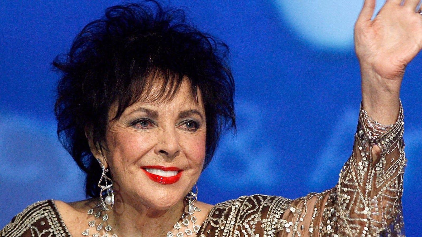 hollywood legend elizabeth taylor dead at 79