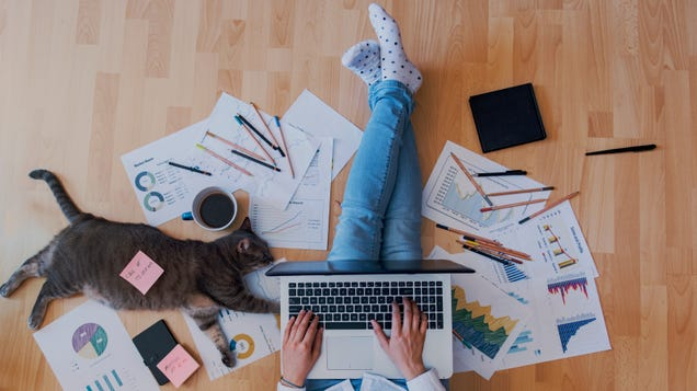 Tweak Your Work-From-Home Life for Better Health