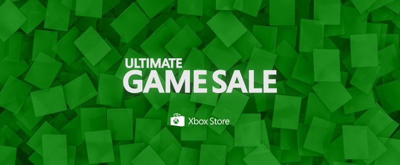 Illustration for article titled Microsoft's Ultimate Game Sale Kicks off For Xbox One and 360