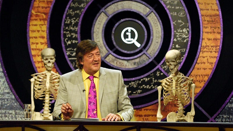 Illustration for article titled QI Is the Best British Show Ever and America Needs to Remake It