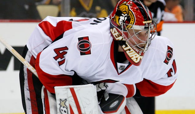 Craig Anderson Posts Shutout In Emotional Return After Wife's C…