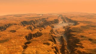 Illustration for article titled Plate tectonics confirmed on Mars