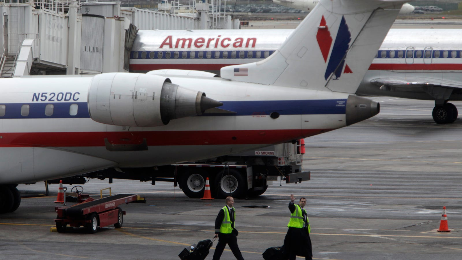Nightmare Turbulence Injures 10 On American Airlines