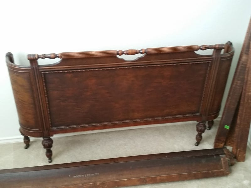 - Anybody Know A Thing About Antique Furniture?