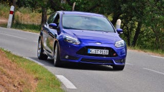 Illustration for article titled There Is A Diesel Ford Focus ST Coming But Don't Call It The Focus STD