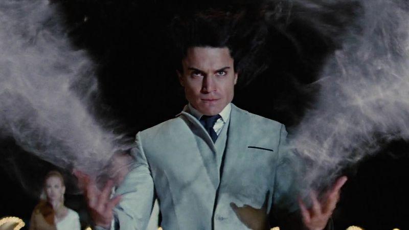 Álex González as Riptide in X-Men: First Class (2011)