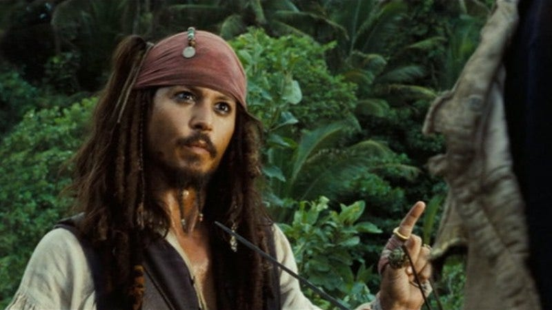 Illustration for article titled Pirates Of The Caribbean 5 delayed because of Johnny Depp's finger