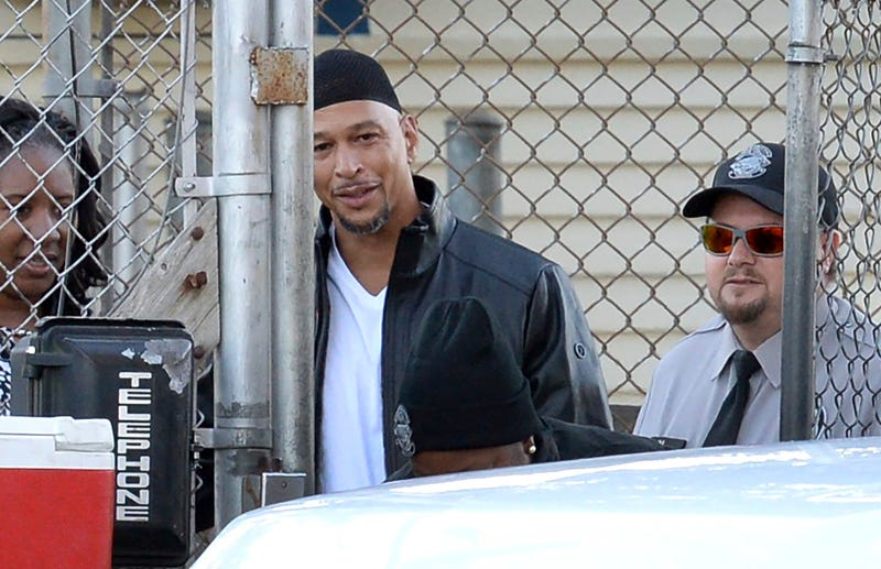 Illustration for article titled Rae Carruth Has Been Released From Prison