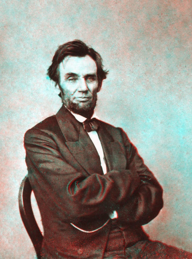 Abraham Lincoln As You Ve Never Seen Him