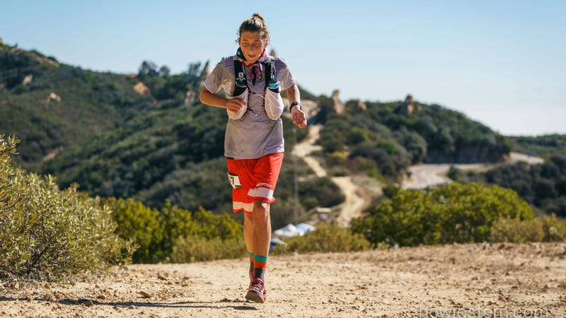 Illustration for article titled Ultrarunner Courtney Dauwalter Explains Why She Runs Through Blindness And Hallucinations