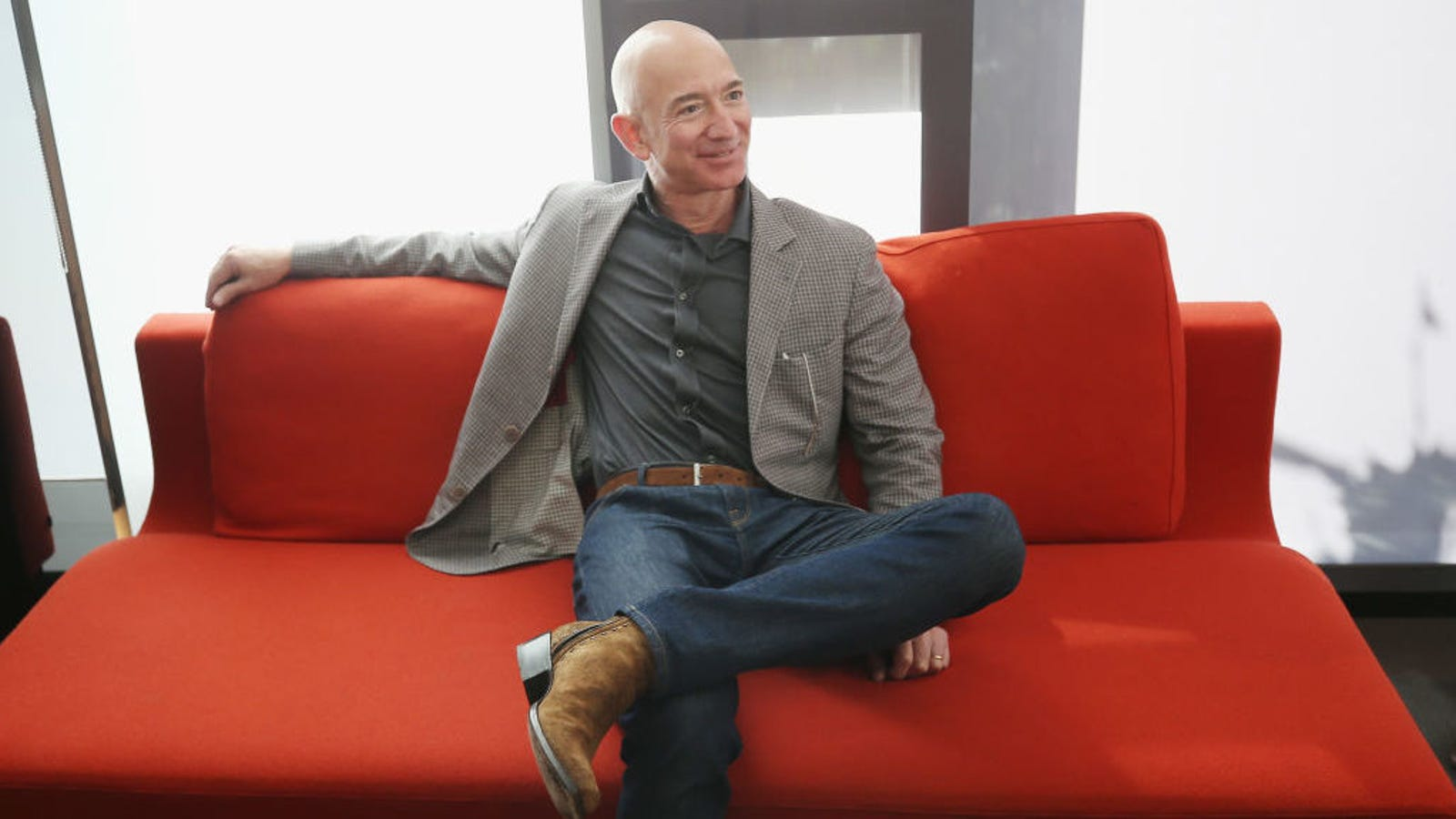 Brace Yourselves, This Jeff Bezos Scandal Now Involves Dick Pics