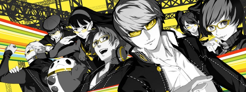 Illustration for article titled Persona 4: The Animation - an adaptation that doesn't suck?