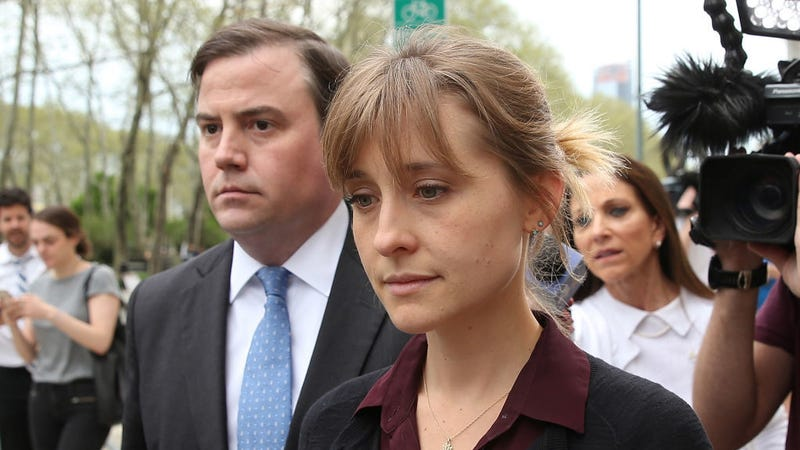Illustration for article titled Allison Mack's Lawyers Use Scientology to Prove It's Not a Crime to Blackmail People