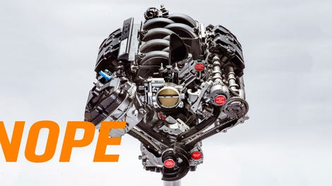 One Of The Last American Inline-Six Engines Was In Your