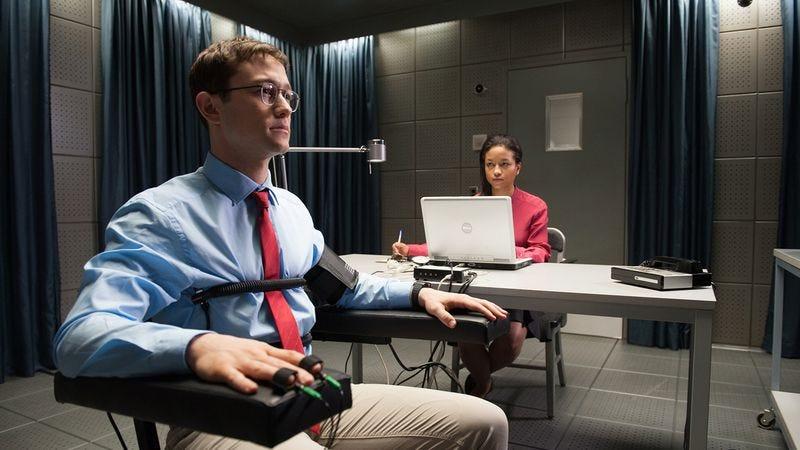 Snowden (Photo: Toronto International Film Festival)