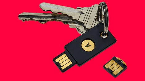 Google Wants You to Use Physical Security Keys So Bad It's