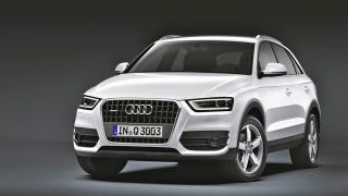 Illustration for article titled The Audi Q3 is yet another crossover