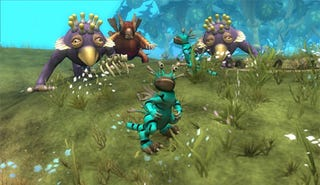 Illustration for article titled EA To Loosen Spore Install Restrictions, Reveals Sampling of Spore Activations